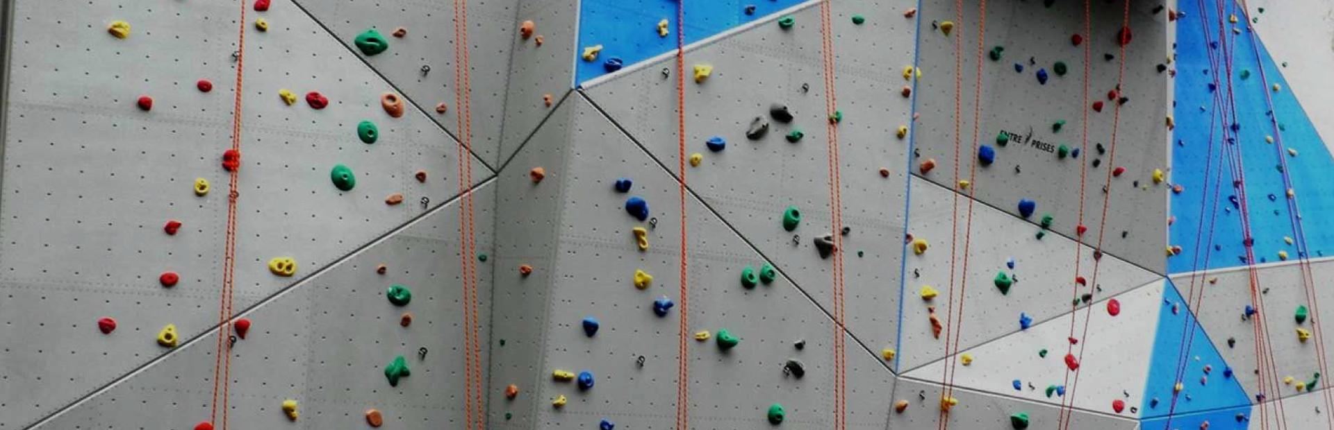 Metodické kurzy lezenia na lezeckej stene