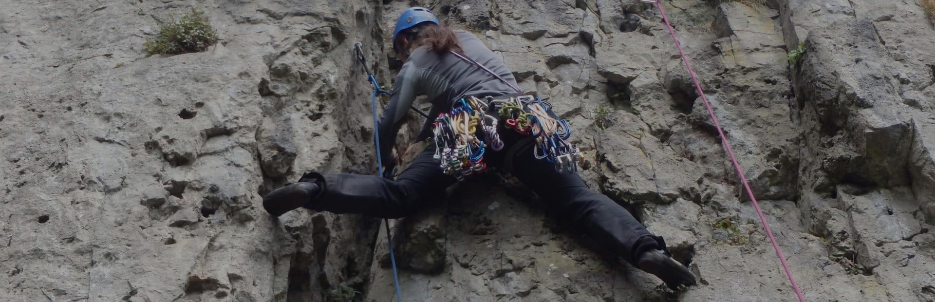 Metodické kurzy skalného lezenia